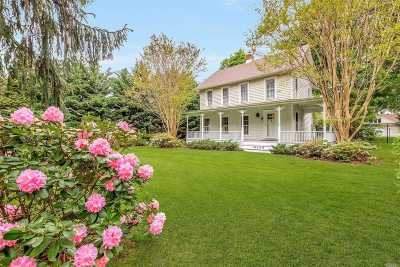 Mattituck Single Family Home For Sale: 15705 Main Rd