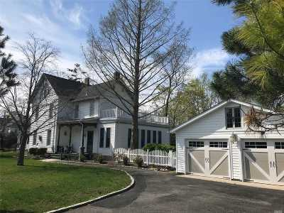 Patchogue Single Family Home For Sale: 139 Rider Ave