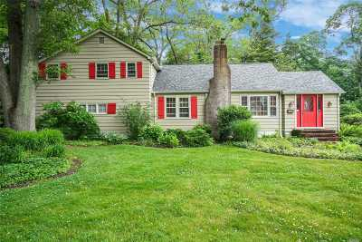 Huntington Sta NY Single Family Home For Sale: $499,000