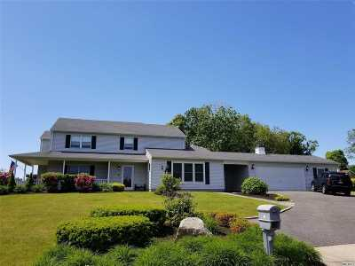 Manorville Single Family Home For Sale: 11 Badger Rd