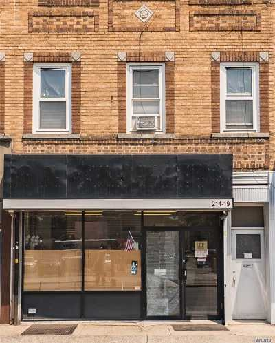 Commercial For Sale: 21419 Jamaica Ave