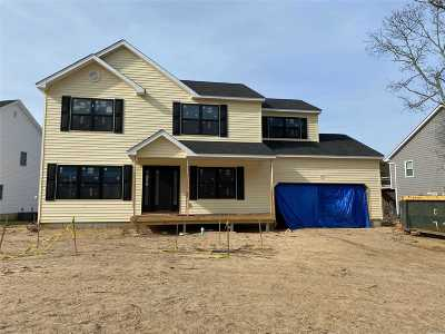 Coram Single Family Home For Sale: Lot # 5/56 Walnut
