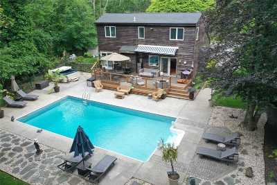 E. Quogue Single Family Home For Sale: 131 Lewis Rd