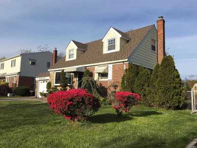 East Meadow Single Family Home For Sale: 178 Nancy Dr