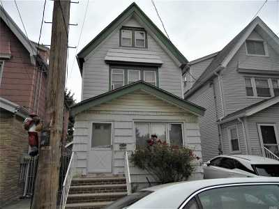 Woodhaven Single Family Home For Sale: 80-31 87th Ave