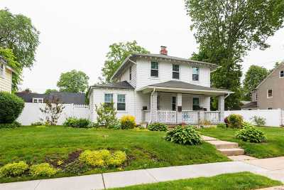 Westbury Single Family Home For Sale: 177 Castle Ave