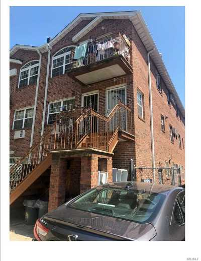 Woodside Multi Family Home For Sale: 33-39 58th St