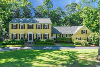 Setauket Single Family Home For Sale: 7 Mill River Rd