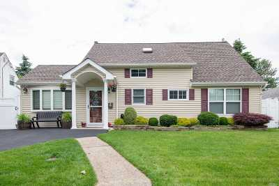 Levittown Single Family Home For Sale: 42 Long Ln
