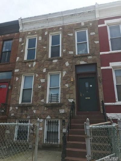 Brooklyn Multi Family Home For Sale: 1380 Saint Marks Ave