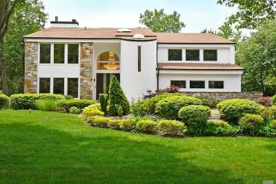 Manhasset Single Family Home For Sale: 38 Bristol Dr
