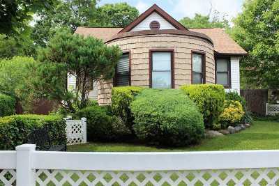 Huntington Single Family Home For Sale: 29 Livingston St