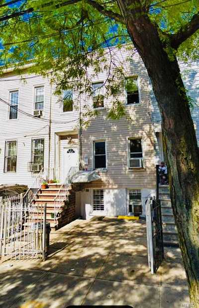 Brooklyn Multi Family Home For Sale: 295 Crescent
