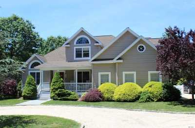 Westhampton Single Family Home For Sale: 50 Lakeside Ln