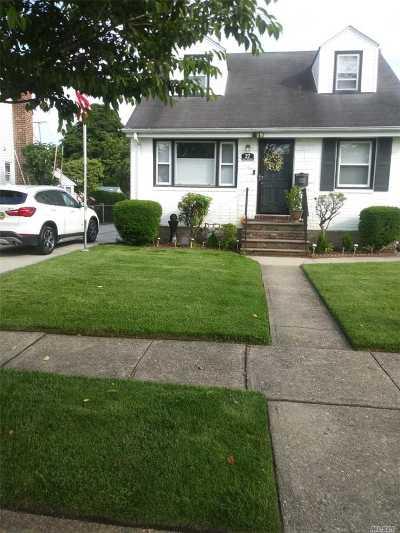 Mineola Single Family Home For Sale: 27 E Jefferson Ave