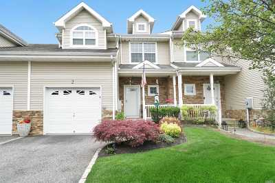 Patchogue NY Condo/Townhouse For Sale: $419,990