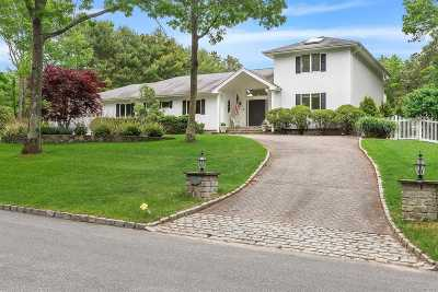 E. Quogue Single Family Home For Sale: 54 Whippoorwill Ln