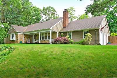 Dix Hills Single Family Home For Sale: 4 Corringway Ct