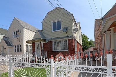 Queens Village Single Family Home For Sale: 89-73 210th Pl