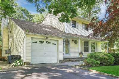 Commack Single Family Home For Sale: 25 Peacock Ln
