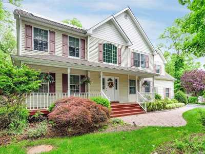 Smithtown Single Family Home For Sale: 831 Meadow Rd