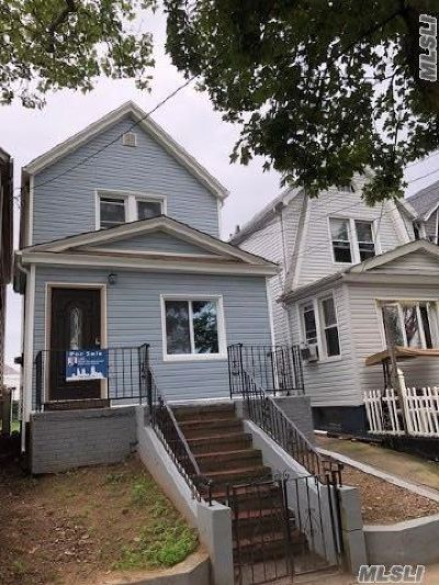 Single Family Home For Sale: 107-14 107th Ave