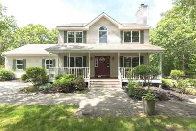 Hampton Bays Single Family Home For Sale: 6 Bayview Ter