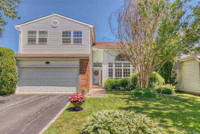 Commack Condo/Townhouse For Sale: 15 Hamlet Dr