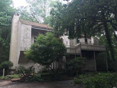 Stony Brook Single Family Home For Sale: 64 Hollow Rd