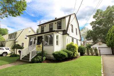 Lynbrook Single Family Home For Sale: 9 Calvin St