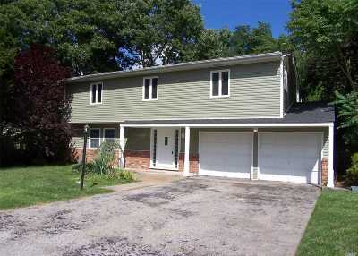 Hauppauge Single Family Home For Sale: 305 Mount Pleasant Rd
