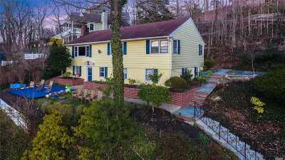 Cold Spring Hrbr Single Family Home For Sale: 8 Fairway Pl