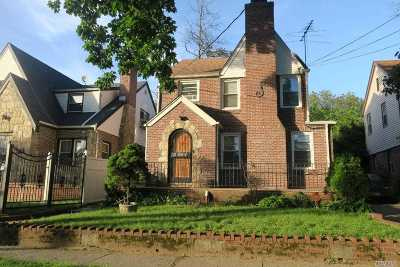 Single Family Home For Sale: 112-27 178th Pl