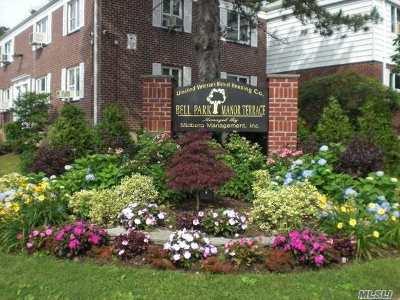 Queens Village Co-op For Sale: 221-24 Manor Rd #Lower