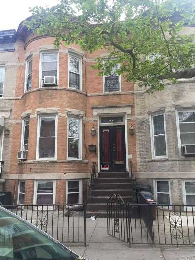 Brooklyn Multi Family Home For Sale: 543 72 St