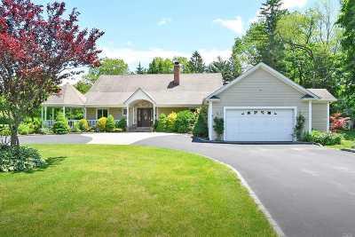Huntington Single Family Home For Sale: 4 Oakridge Dr