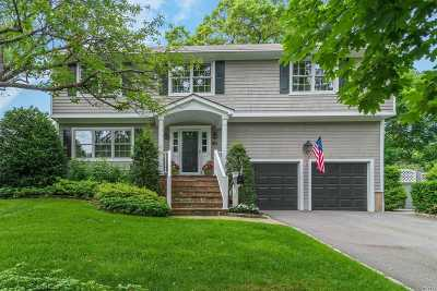 Locust Valley Single Family Home For Sale: 6 Maple Ave