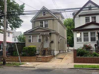 Jamaica NY Multi Family Home For Sale: $759,999