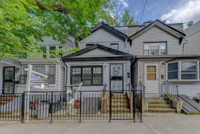 Woodhaven Single Family Home For Sale: 80-62 89 Ave