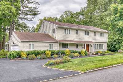 East Hills NY Single Family Home For Sale: $1,288,000