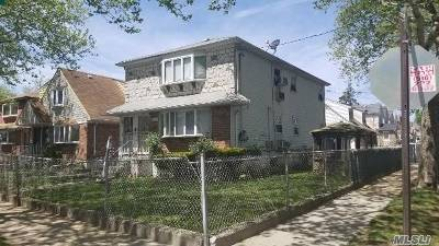 Jamaica NY Multi Family Home For Sale: $750,000