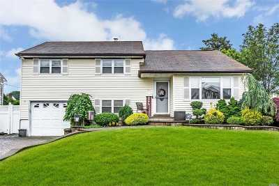 Massapequa Single Family Home For Sale: 11 Pembroke Dr