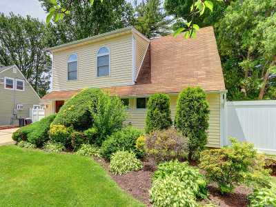 Wantagh Single Family Home For Sale: 10 Wildflower Ln