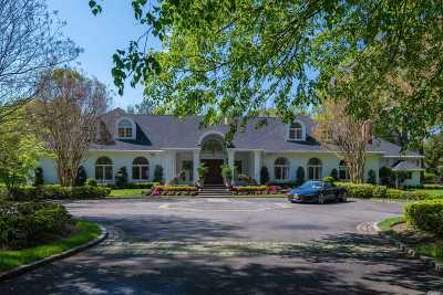 Cold Spring Hrbr Single Family Home For Sale: 11 Dock Hollow Rd