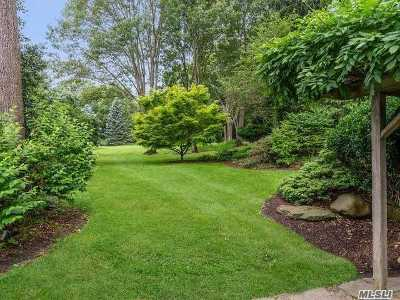 Cold Spring Hrbr Single Family Home For Sale: 28 Mowbray Ln