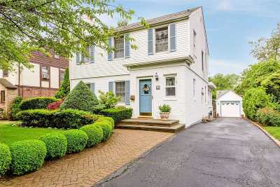 Great Neck Single Family Home For Sale: 83 Tobin Ave