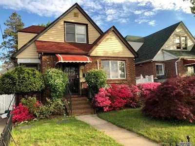 Bayside Single Family Home For Sale: 205-08 32nd Ave