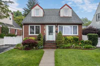 Floral Park Single Family Home For Sale: 186 Bellmore St
