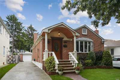 Bayside Single Family Home For Sale: 209-29 32 Ave