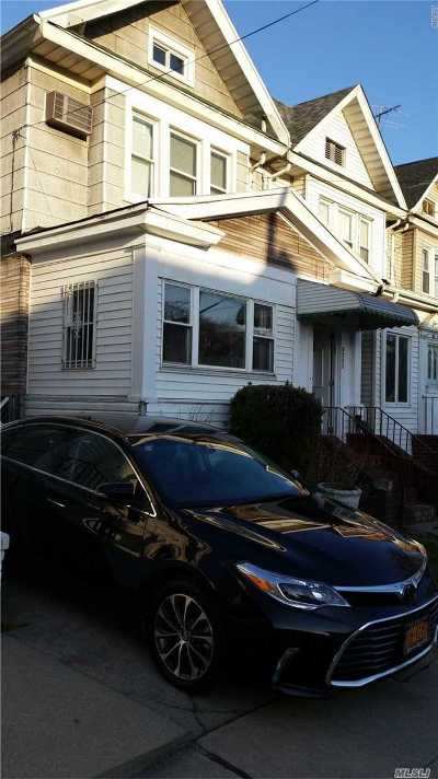 Kew Gardens Single Family Home For Sale: 85-05 124th St